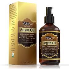 amazon com virgin usda organic moroccan argan oil for hair u0026 skin