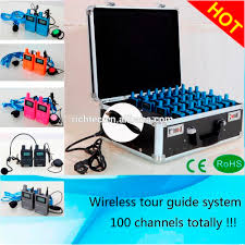 tour guide headset system 2017 digital wireless tour guide system for outdoor activities or