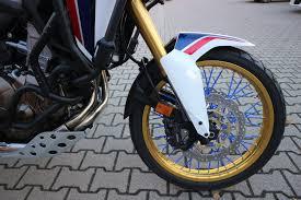 details zum custom bike honda crf1000l africa twin des händlers