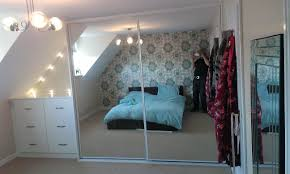 Fitted Bedroom Furniture Drawers Fitted Wardrobes With Mirror Sliding Doors