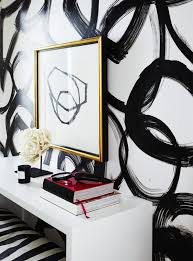 Black And White Design The 25 Best Black And White Wallpaper Ideas On Pinterest