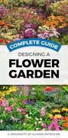 a cut flower garden of perennial favorites garden planning