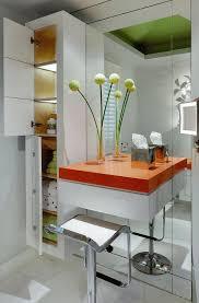Powder Room Table Atelier Nouveau Contemporary Powder Room