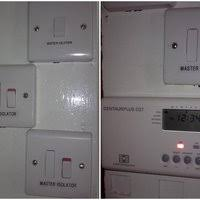 tef consortium u0027s electricianforum central heating system wiring