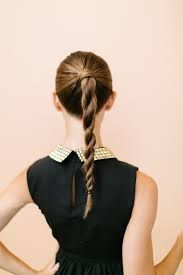 twisted ponytail updo camille styles