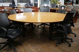 31 ft zebrawood conference table we did for the sandiego state