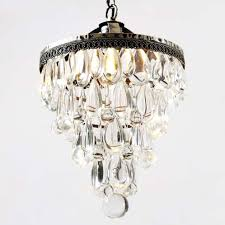 small crystal bedroom ls vintage wrought iron 14 1 h small crystal chandelier