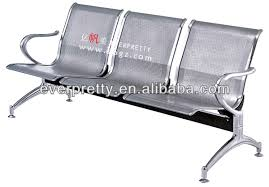 stainless steel seating bench price airport chair waiting chairs