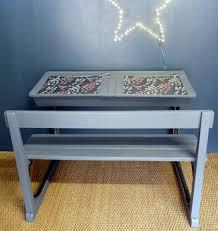 bureau écolier relooké bureau écolier augustine meubles et mobilier vintage