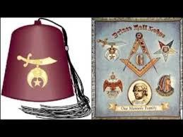 the moon and the are masonic symbols not islamic