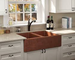 Copper Kitchen Sink Reviews by Stainless Steel Sinks And Faucets For Kitchens And Baths