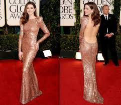 anne hathway tits anne hathaway photos bringing sexy back stars go backless