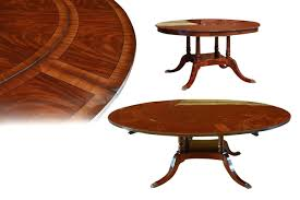 extra large circular dining table extra large round dining table