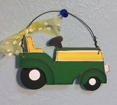 deere deere 720 diesel tractor ornament ornament and