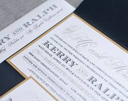 Wedding Invitations Kerry New Years Eve Wedding Etsy Uk