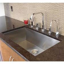 kitchen sink faucet combo kitchen sink and faucet combo briqs