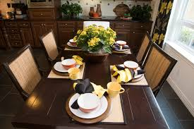 Ella Dining Room by How To Decorate A Dining Room Table Slucasdesignscom Provisions