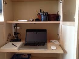 Computer Desk Bureau Secret Billy Bureau Ikea Hack Bureaus And Desks