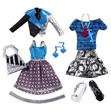 Halloween Costumes Frankie Stein Monster High by Frankie Stein Deluxe Fashion Set Comes With Two Full