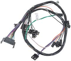 lights of america model 8045 parts 1966 chevrolet impala parts electrical and wiring wiring and