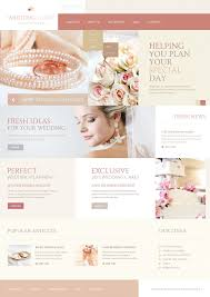 wedding planner guide wedding guide joomla template 44309 destination wedding newsletter