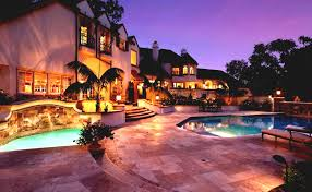 Houses With Pools Decor Wonderful Mansions With Pools And Stunning Exterior New