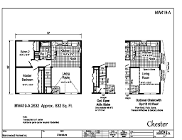 Floor Plans For Ranch Homes Manorwood Ranch U0026 Cape Homes Chester Mw419a Find A Home