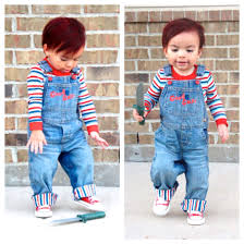 granny halloween costume ideas good guy chucky costume toddler liam leal pinterest chucky