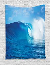awesome beach themed wall decor decals piece huge canvas print
