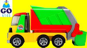 bruder garbage truck bruder roadmax toy garbage truck gokids youtube