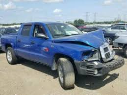 wrecked dodge dakota for sale salvage dodge dakota cars for sale and auction