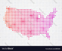 south america dot map free vector us dot map stock vector south america map dot