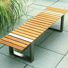 boca teak backless bench pictures with excellent simple backless