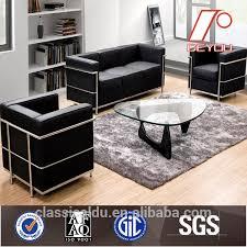 canape cuir le corbusier italie en cuir le corbusier canapé replica lc2 sf 504 buy product