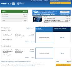 united airlines baggage fee international 197 houston to new york city nonstop r t fly com travel blog