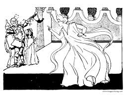 ozma to the rescue a free vintage coloring page