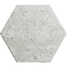 Floors And Decors Carrelage Sol Et Mur Calcaire Decor Street Hexagone L 21 6 X L 25