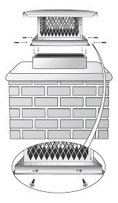 chimney cap chimney cover chimney sweep services