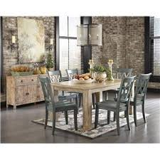 driftwood dining room table signature design by ashley mestler driftwood finish rectangular