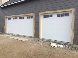 garage door window ideas
