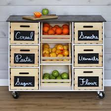 how to build a kitchen island cart build a kitchen island cart with crates the family handyman