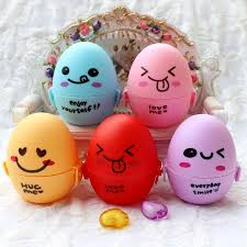 Easter Egg Decorating At Home by Aliexpress Com Buy 5 Pcs Cute Expression Egg Storage Box Candy