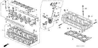 15825 p08 005 genuine honda filter assy spool valve