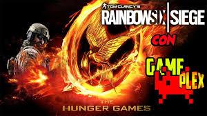 hunger games su rainbow six siege ita w game plex youtube