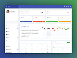 top 25 free bootstrap admin dashboard templates of 2017