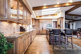 should countertops match floor or cabinets how to match your kitchen floor with your worktops granite