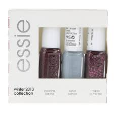 essie original nail polish winter collections pack of 3 3 x 5 ml