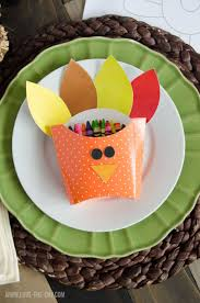 12 turkey crafts for kids on thanksgiving on love the day