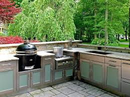 stainless steel cabinets for outdoor kitchens outdoor kitchen cabinets stainless steel outdoor kitchen stainless
