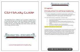 free ceh v8 exam prep study guide